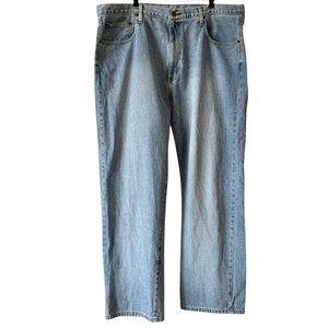 Polo Ralph Lauren Jeans Straight Leg Light Wash 40